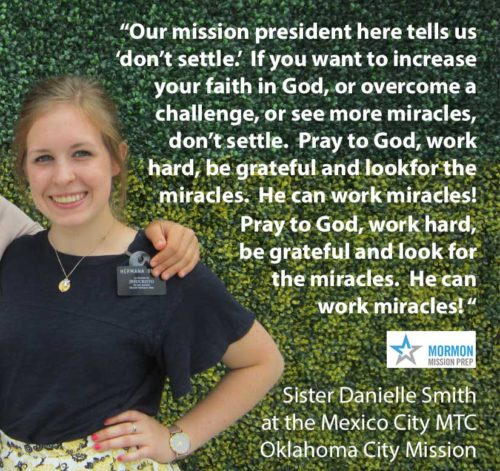 miracles at the mtc danielle smith