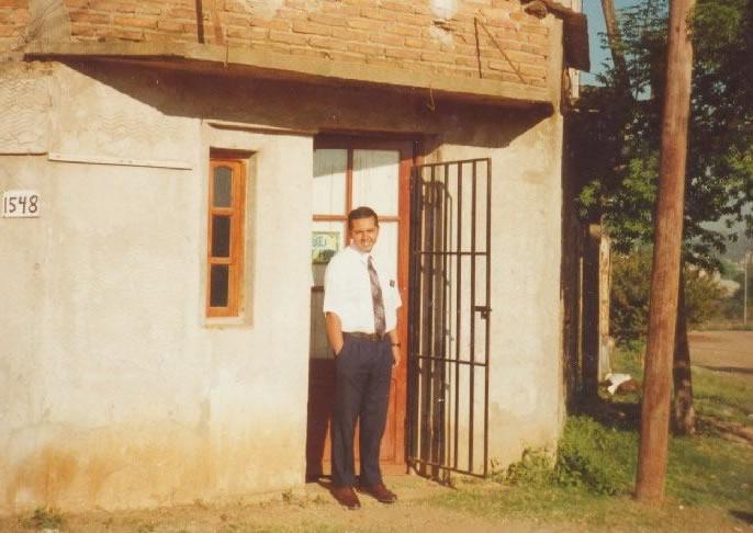elder sanchez mormon missionary concordia argentina