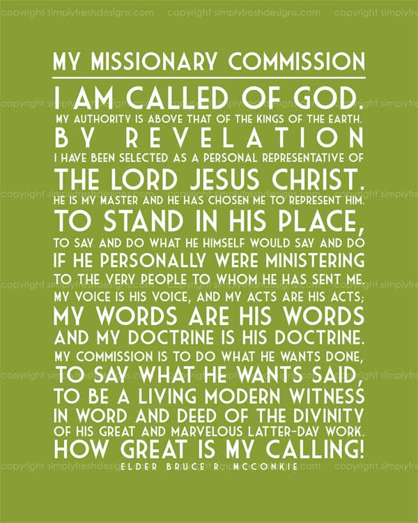 photo relating to Future Missionary Tag Printable known as Missionary Reputation Tag - Mission Prep
