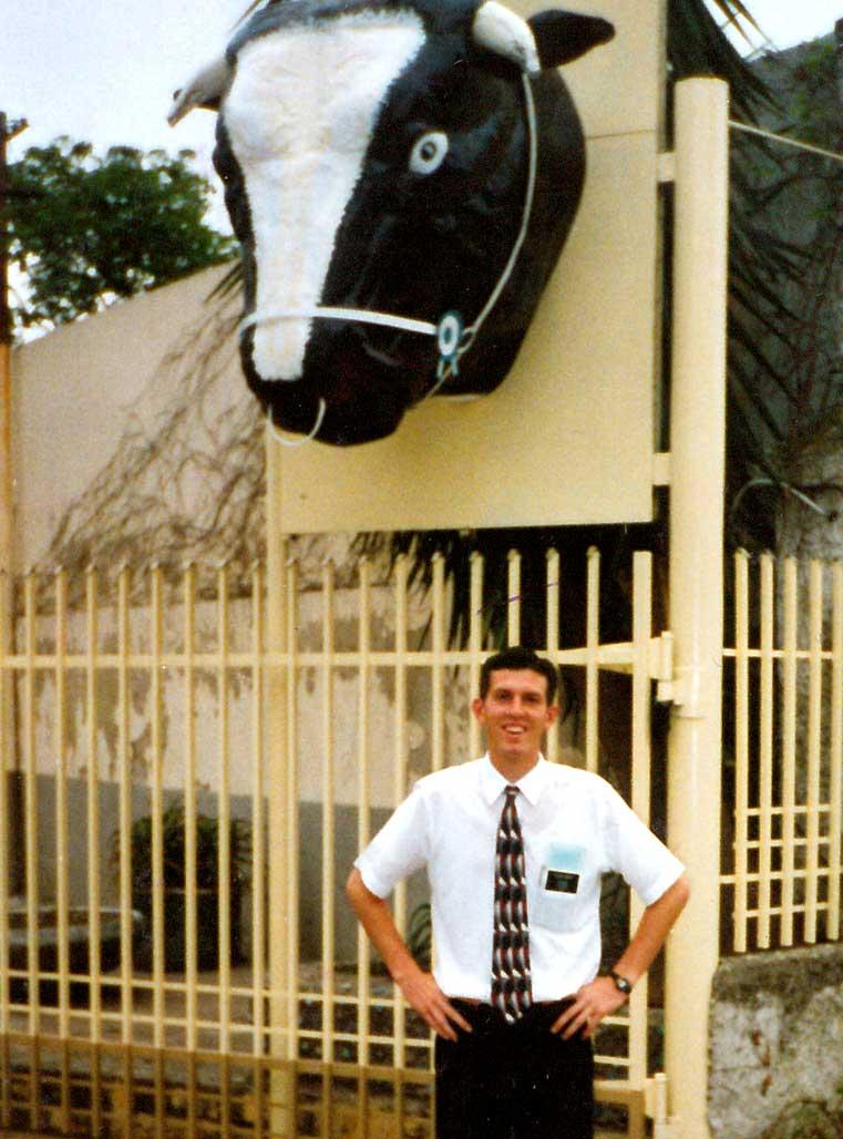 jimmy smith rosario argentina 1997 under toro bull