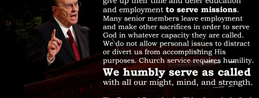 church service requires humility cook oct 2017 gen conf