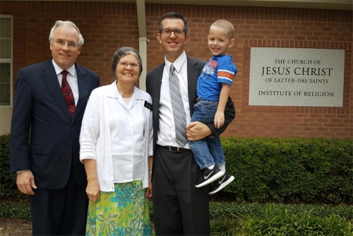 paul and terry smith mission to texas 2017