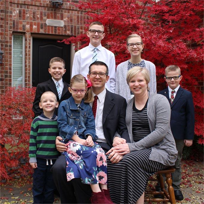 smith family photo 2018